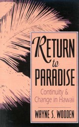 Return to Paradise | Wayne Wooden |