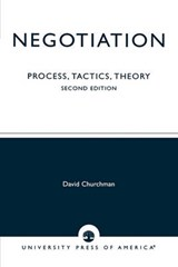 Negotiation | David Churchman |