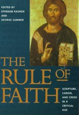 Rule of Faith |  |