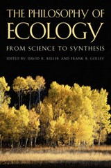 The Philosophy of Ecology | auteur onbekend |