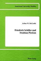 Friedrich Schiller and Swabian Pietism
