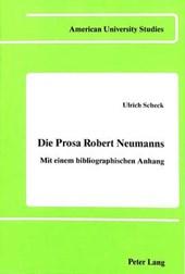 Die Prosa Robert Neumanns