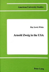 Arnold Zweig in the USA