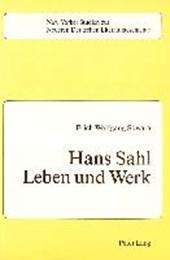 Hans Sahl: Leben und Werk