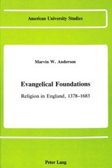 Evangelical Foundations | Marvin Walter Anderson |