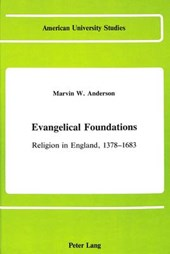 Evangelical Foundations