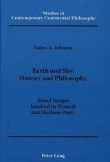 Earth and Sky, History and Philosophy | Galen A. Johnson |