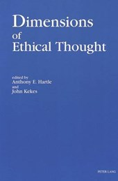 Dimensions of Ethical Thought |  |