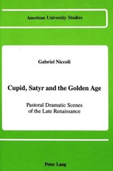 Cupid, Satyr and the Golden Age | Gabriel Niccoli |