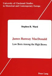 James Ramsay MacDonald | Stephen R. Ward |