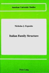 Italian Family Structure