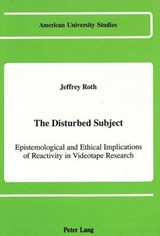 The Disturbed Subject | Jeffrey Roth |