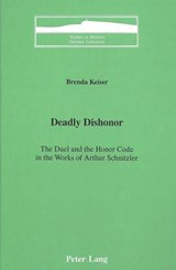 Deadly Dishonor | Brenda Elaine Keiser |