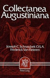 Collectanea Augustiniana | auteur onbekend |