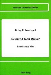 Reverend John Walker