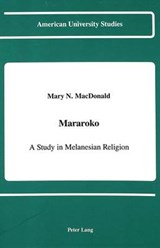 Mararoko | Mary N. Macdonald |