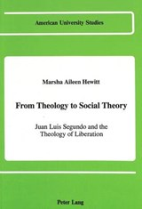 From Theology to Social Theory | Marsha Aileen Hewitt |
