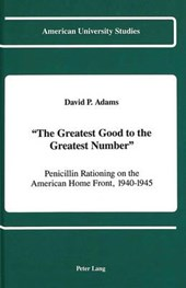 'The Greatest Good to the Greatest Number'