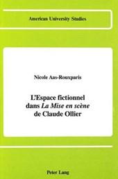 L'espace fictionnel dans «La Mise en scène» de Claude Ollier