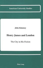 Henry James and London