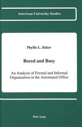 Bored and Busy | Phyllis L. Baker |
