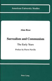 Surrealism and Communism: The Early Years