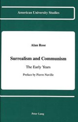 Surrealism and Communism: The Early Years | Alan Rose |
