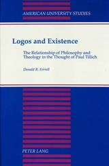 Logos and Existence | Donald R. Ferrel |