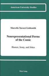Nonrepresentational Forms of the Comic