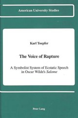 The Voice of Rapture | Karl Toepfer |
