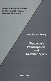 Nietzsche's Philosophical and Narrative Styles