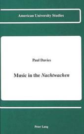 Music in the «Nachtwachen»