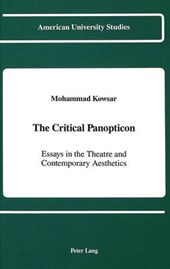 The Critical Panopticon | Mohammad Kowsar |