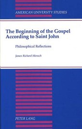 The Beginning of the Gospel According to Saint John