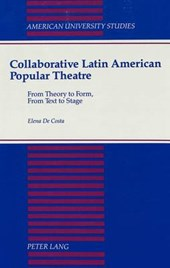 Collaborative Latin American Popular Theatre