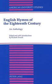 English Hymns of the Eighteenth Century