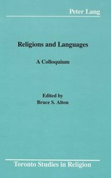 Religions and Languages | auteur onbekend |