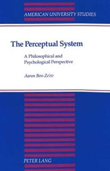 The Perceptual System | Aaron Ben-Ze'ev |