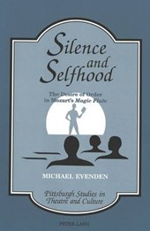 Silence and Selfhood | Michael Evenden |