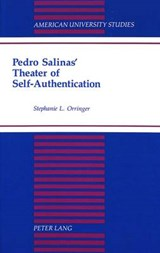 Pedro Salinas' Theater of Self-Authentication | Stephanie Orringer |