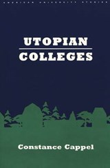 Utopian Colleges | Constance Cappel |