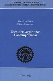 Escritoras Argentinas Contemporáneas