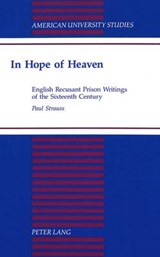 In Hope of Heaven | Paul E. Strauss |