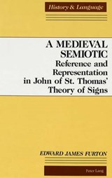 A Medieval Semiotic | Edward James Furton |