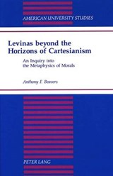 Levinas beyond the Horizons of Cartesianism | Anthony F. Beavers |