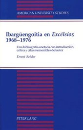 Ibargüengoitia en «Excélsior», 1968-1976