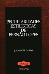 Peculiaridades estilísticas de Fernão Lopes
