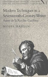 Modern Techniques in a Seventeenth-Century Writer | Moses Hardin |