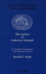 The Satires of Lodovico Sergardi | Ludovico Sergardi |