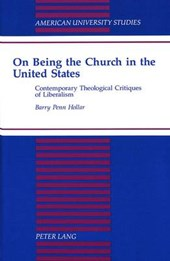 On Being the Church in the United States
